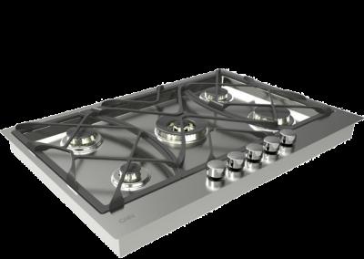 اجاق گاز رومیزی مدلS7501 گروه تولیدی کن