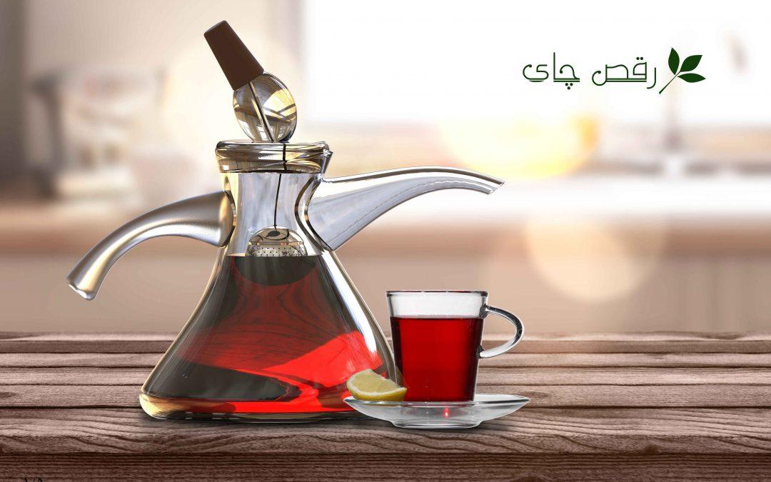 رقص چای