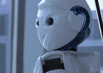 ربات انسان نما سورنا مینی
