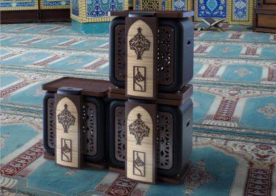 صندلی ایرانی اسلامی