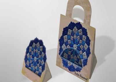 بسته بندی ظروف نفیس صنایع دستی
